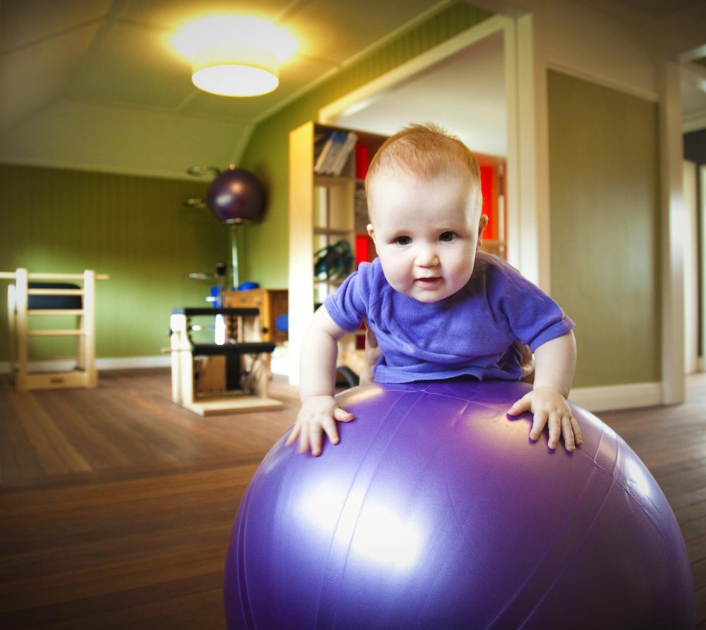 babies pilates