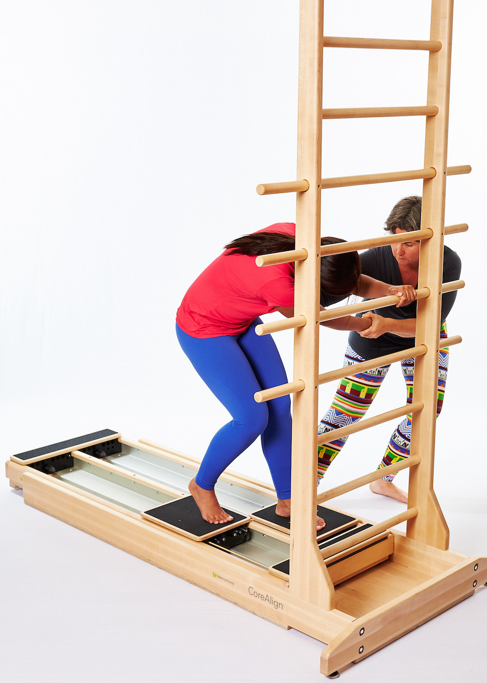 CoreAlign stand up pilates for surfing