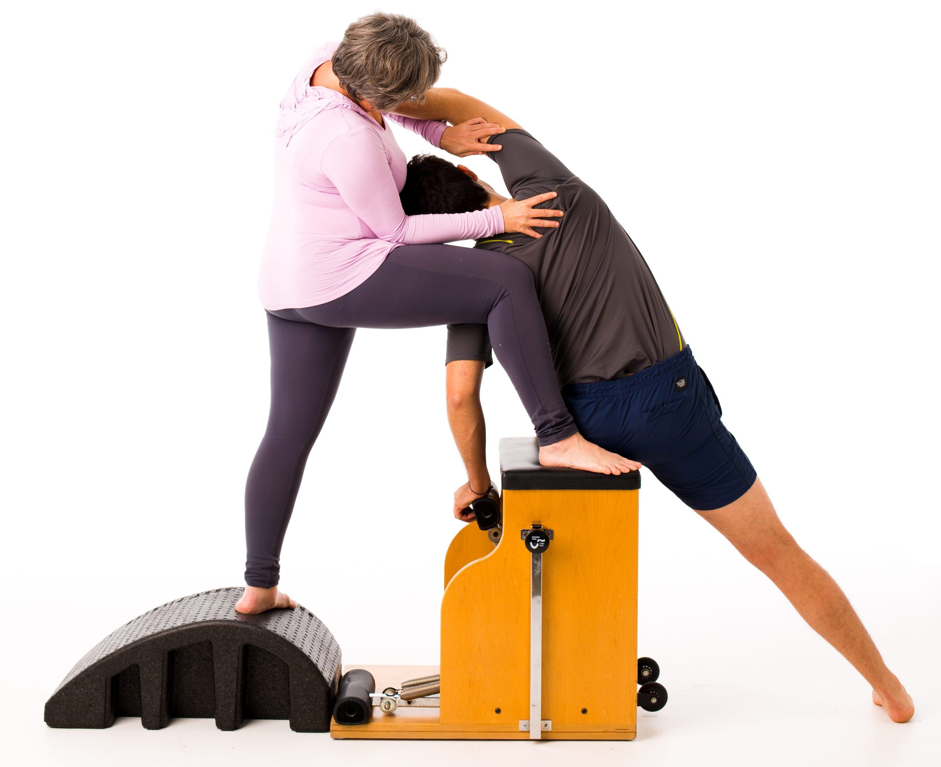 pilates is great for low back pain