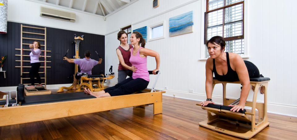 Reformer Pilates Class Brisbane