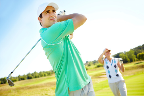 sports physiotherapy for golfing in Brisbane
