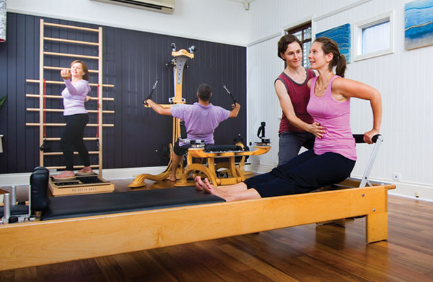 Body Organics West End pilates