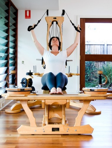 Pilates Studio Equipment Classes Brisbane