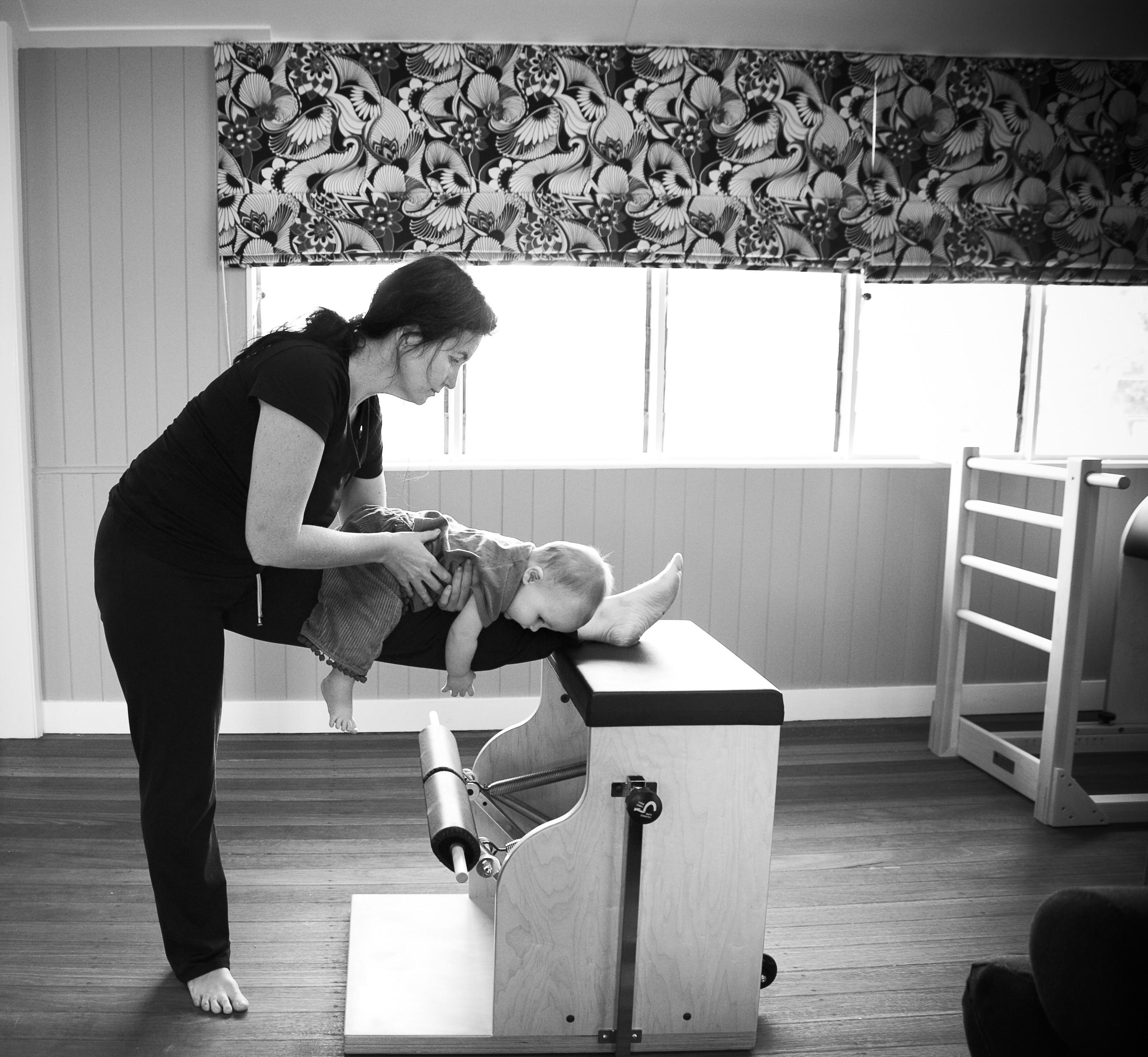 pilates for pregnancy in Brisbane