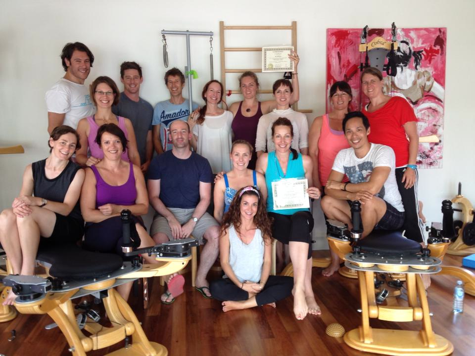 Gyrtonic teacher training