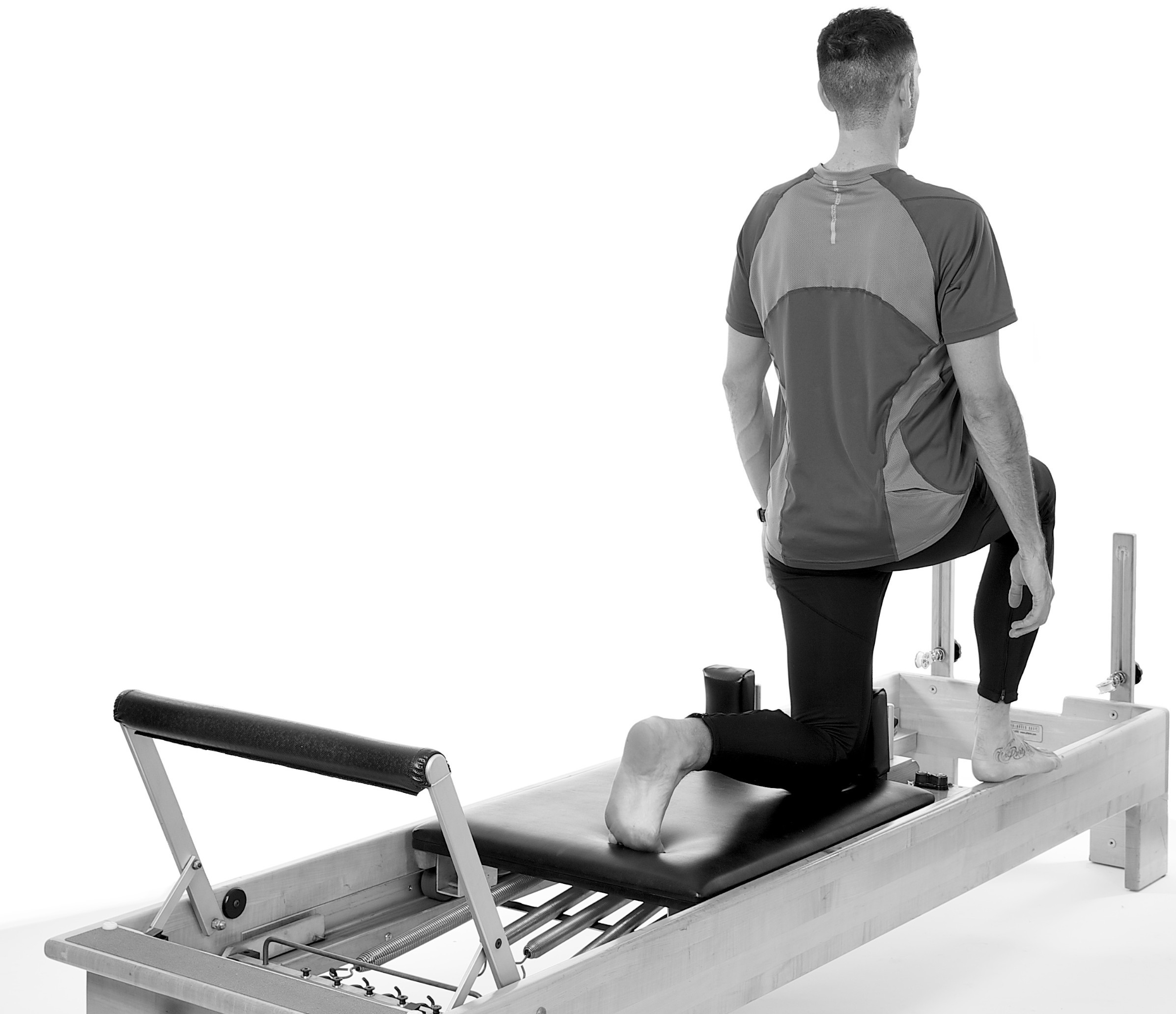 Pilates for Runners on a Reformer