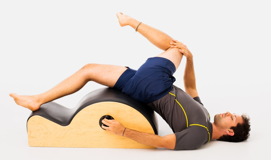 pilates spine corrector for surfers