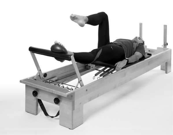 calf muscle tears reformer exercise