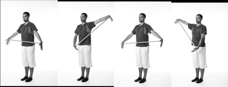 exercise for shoulder stabilisation