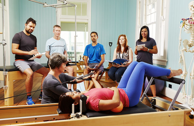 pilates courses for physiotherapists