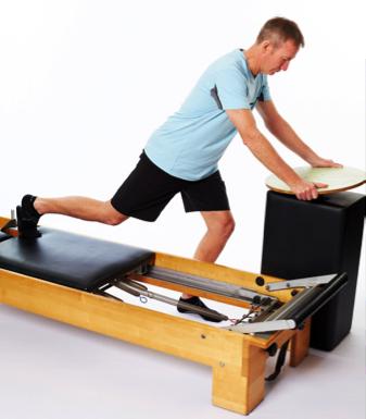 reformer pilates exercise for surfing