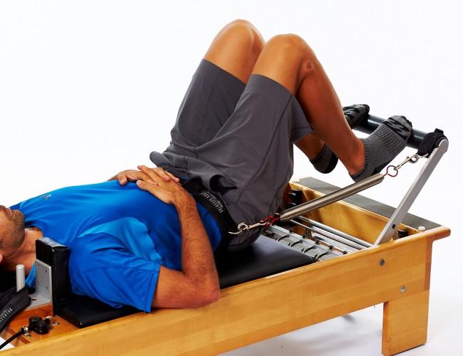 Leg & Footwork on Pilates Reformer
