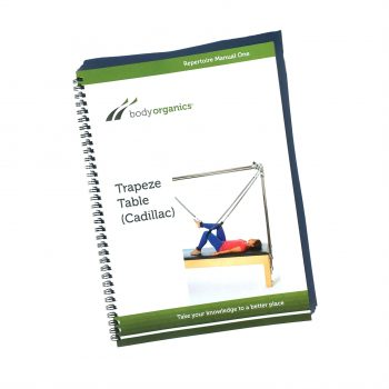 Pilates Teacher's Exercise Book Guide