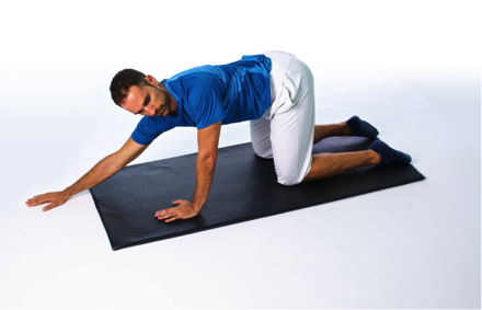 Lateral bend exercise