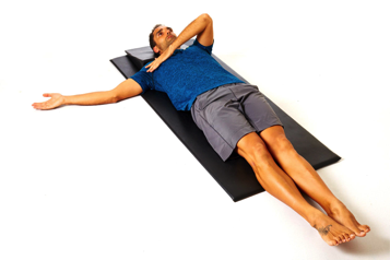 Thoracic spine mobility exercise