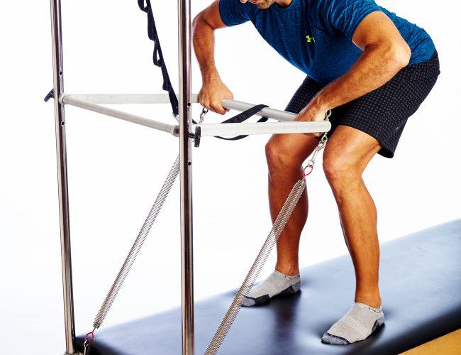 osteoporosis treatment osteoporosis exercise on pilates Trapeze Table
