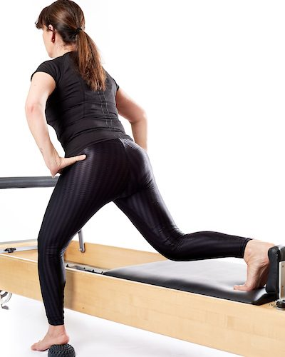 reformer scooter exercise for meniscus injuries