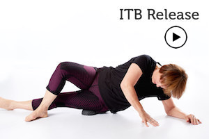 ITB release glute release with Makarlu Lotus