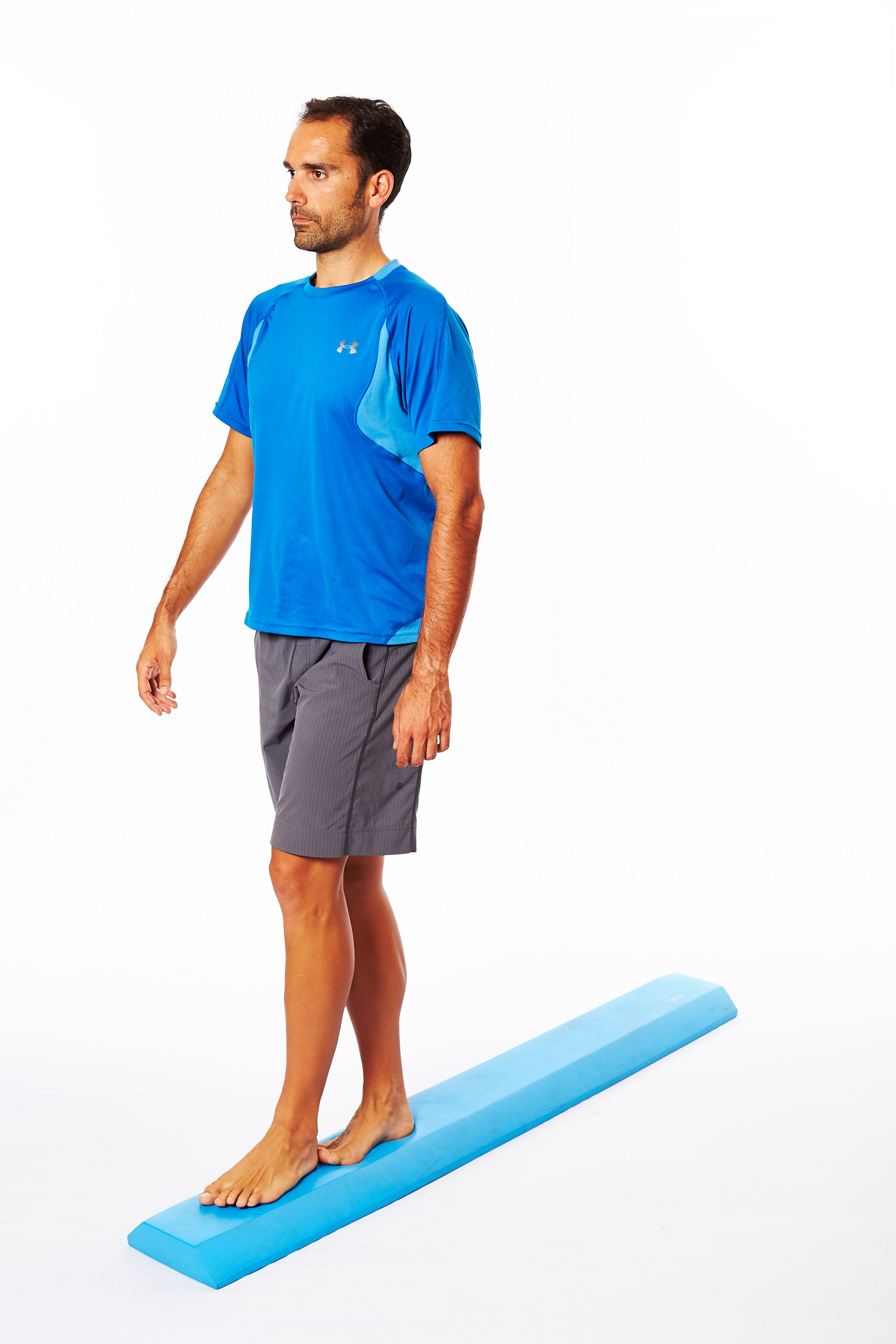 Walking on a soft surface for balance and falls prevention