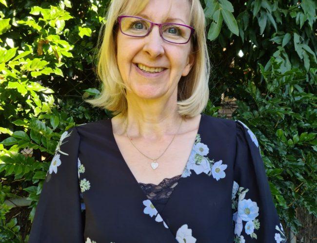 Christine Andrrews Physiotherapist
